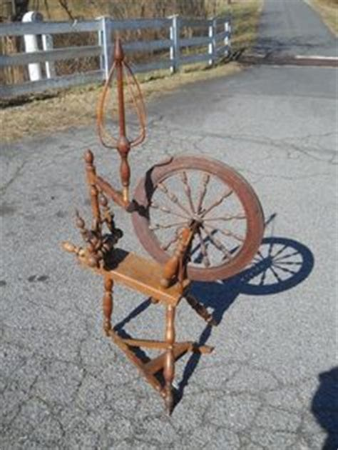 Handmade Spinning Wheel - looms spinning wheels and by haveunewool on