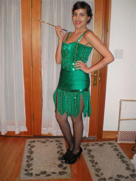 cyd charisses flapper dress  strappy dress