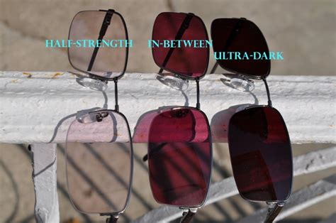 special glasses for light sensitivity ready made and custom therapeutic tints for photophobia