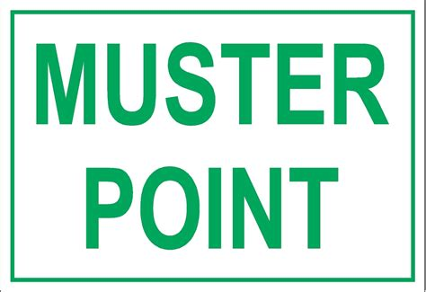 Muster Point Muster Point Safetykore