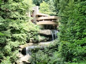 Falling Waters House Frank Lloyd Wright Falling Water House Viewing Gallery