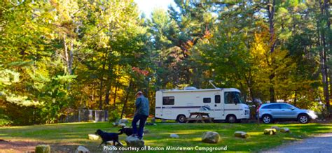 cgrounds near plymouth ma massachusetts rv parks and cing near boston boston