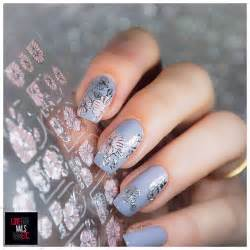 1 sheet 3d nail art stickers rose flower chic floral nail