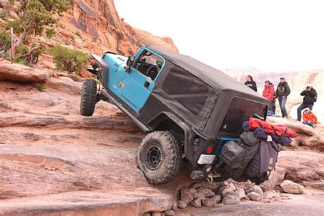 Best Jeep Trails In Moab Best Moab Jeep Trails