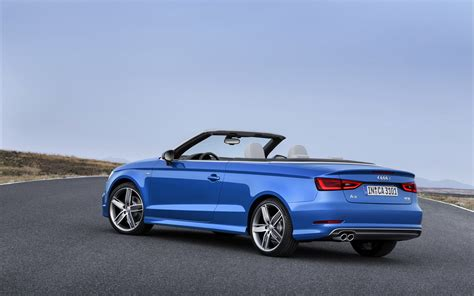 audi  cabriolet  widescreen exotic car wallpaper