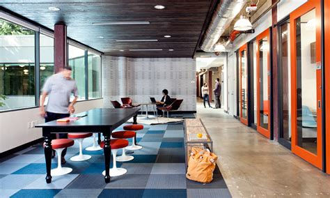 Microsoft Offices by Interiors Of Microsoft S Building 4 In Redmond Cus