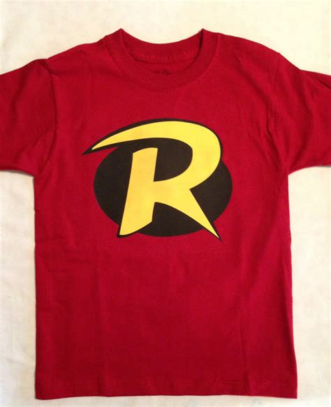 t shirt batman and robin robin t shirt for children and toddler batman and