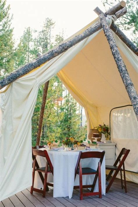 montana canvas wall tent porch 17 best images about wall tents on pinterest cabin ideas
