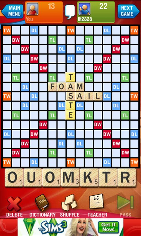 scrabble for android ea s official scrabble is released android central