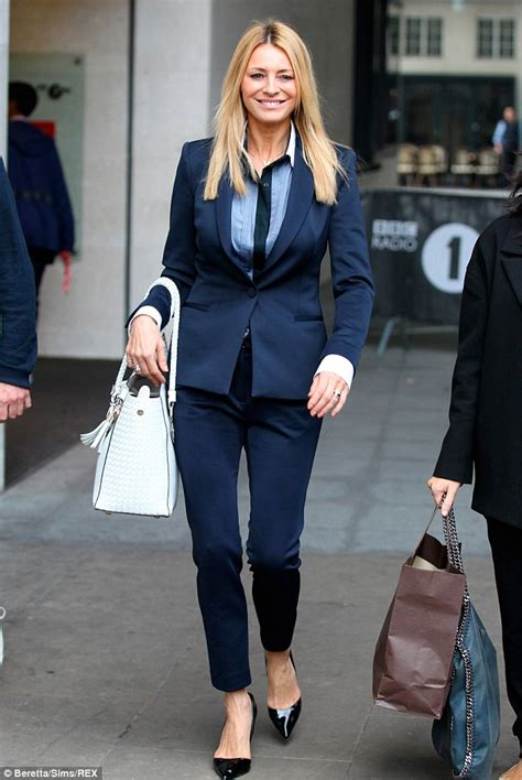 Tess Daly out glams her Strictly co star Claudia Winkleman