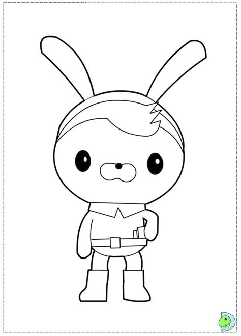 octonauts coloring pages octonaut gup x coloring page sheets coloring pages