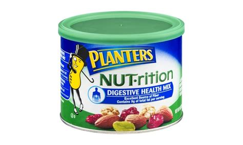 Planters Nutrition Digestive Health Mix by Planters Nut Rition Digestive Health Mix 9 Oz 255 G 12