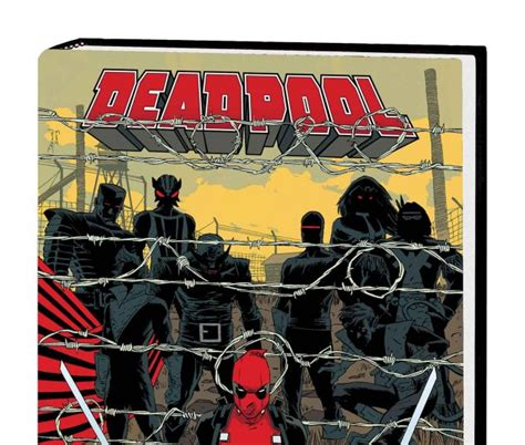 deadpool by posehn duggan hardcover comic books