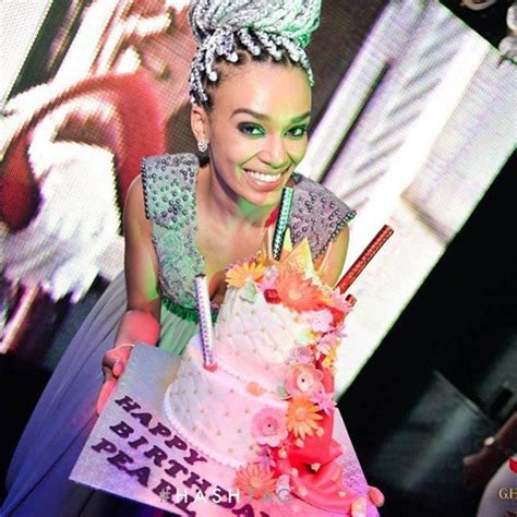 pearl thusi with braids get the look pearl thusi s grey b day box braids