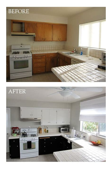 how to update kitchen cabinets cheap diy kitchen update for the home organizing pinterest