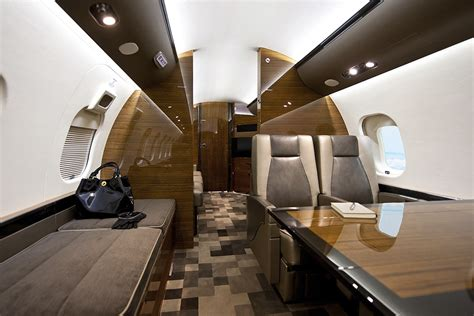 Global Express Interior by Bombardier Global Express Xrs