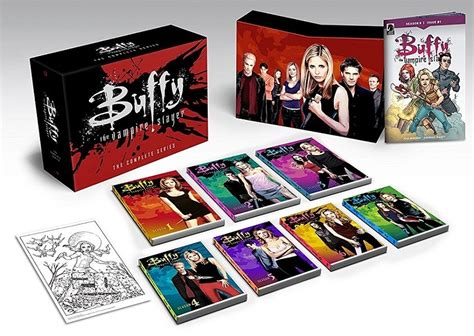 buffy set buffy the vire slayer complete series anniversary