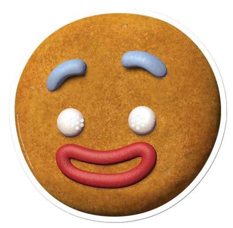 printable masks for the gingerbread man shrek gingerbread man face mask mask allposters co uk