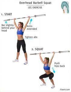 overhead bench squats 1000 images about squat workouts on pinterest squats