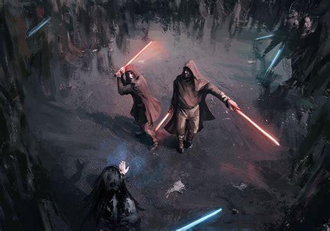 star wars fan art fan art friday star wars vii the force awakens by