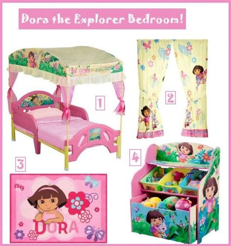 dora bedroom decor 17 best images about girl bedroom themes on pinterest