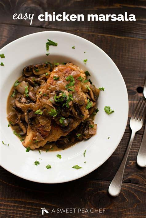Cooking Light Chicken Marsala by Low Chicken Marsala Recipe Easy Food Baskets Recipes