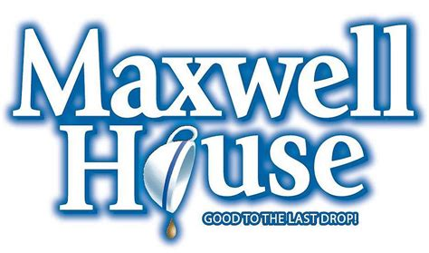 maxwell house logo legendary slogan how they do it logo design by top vietnamese logo designer