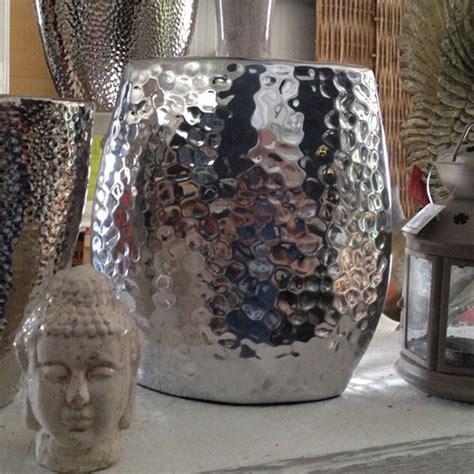 aluminium vase aluminium alu designer vase geh 228 mmert silber