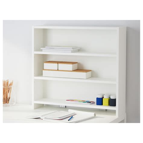 P 197 Hl Desk Top Shelf White Green 64x60 Cm Ikea White Desk With Shelves