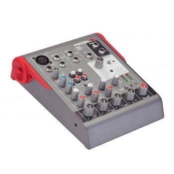 Mixer Proel Mi 10 Original proel mixers