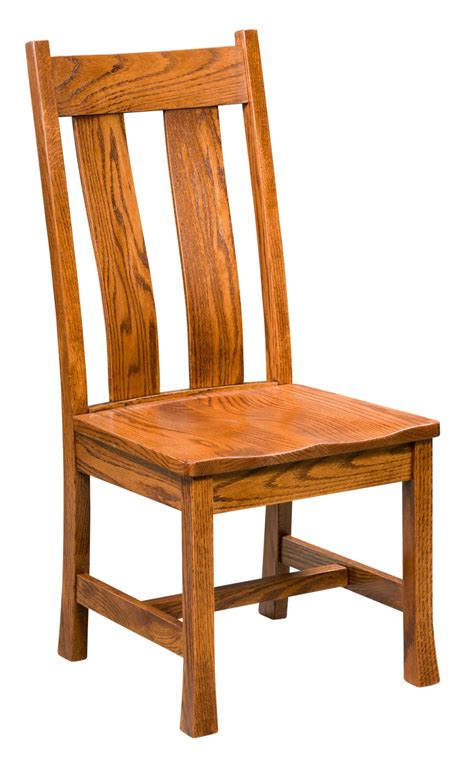 Mission Dining Chair Jackson Mission Dining Chair From Dutchcrafters Amish Furniture