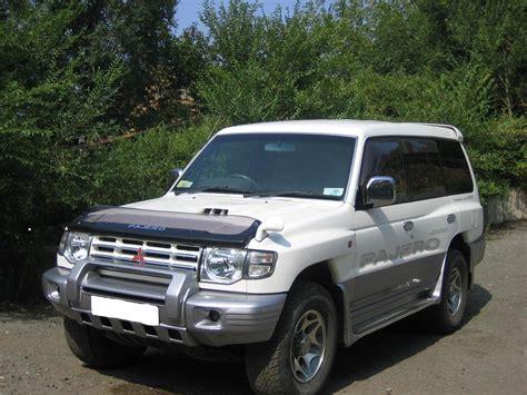 pajero mitsubishi 1998 1998 mitsubishi pajero pictures 2800cc diesel