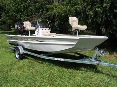 seaark center console boats for sale aluminum boats for sale