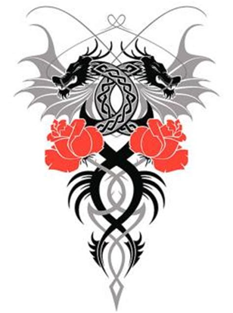 dragon tattoo ending celtic tattoos lovetoknow