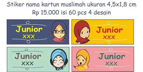 murah berkualitas jual film kartun binatang untuk jual stiker nama kartun muslimah imut murah anak dewasa uk