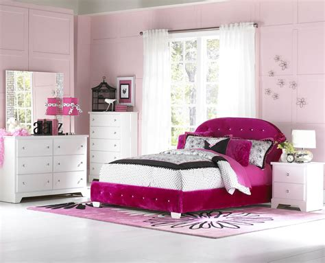 youth bedroom sets for standard furniture marilyn youth 5 bedroom set