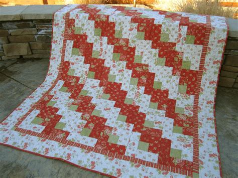 Patchwork Quilts by Handmade Quilt Floral Quilt Quilt Patchwork Quilt On