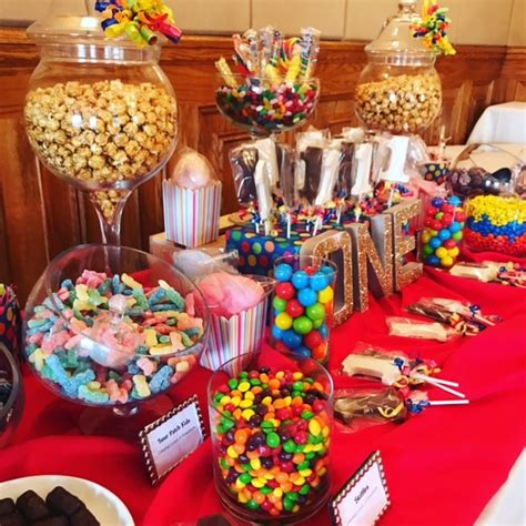 Candy Tables Candy Buffets Candylicious Of Randolph 973