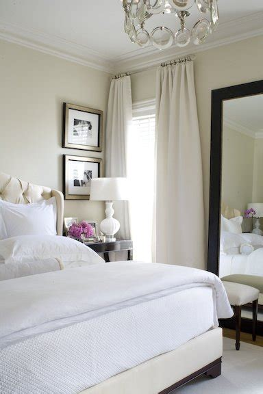 Mirror Decor In Bedroom by Guest Room Inspiration Thelivedinroom