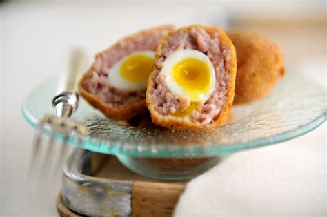 Handmade Scotch Eggs - scotch eggs recipe