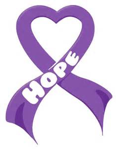 pancreatic cancer ribbon color pancreatic cancer ribbon crafting