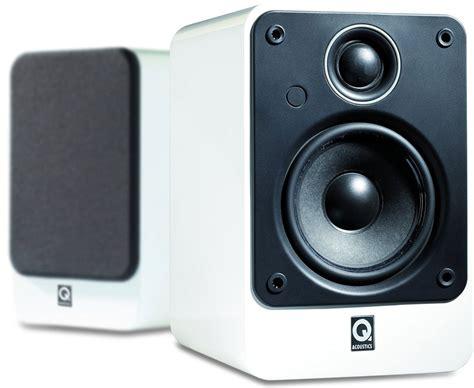 Q Acoustics 2010i Hitam Gloss q acoustics 2010i gloss white
