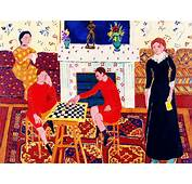 The Painters Family 1911 By Henri Matisse