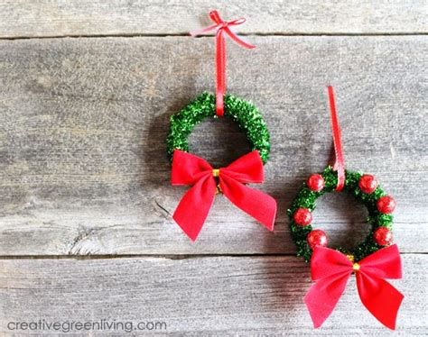 christmas tree decorations to make at home cute christmas ornaments we know how to do it