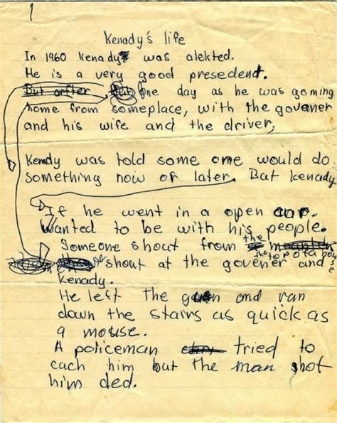 Essay On Jfk Assassination by Children And Youth In History Jfk S Assassination