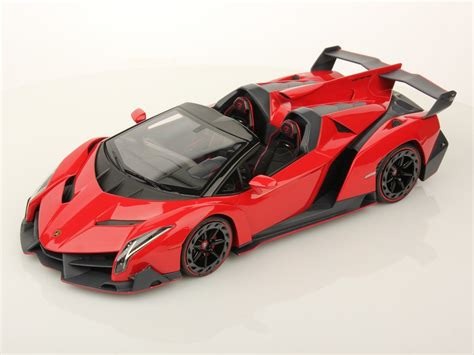 Lamborghini Veneno Roadster 1:18   MR Collection Models