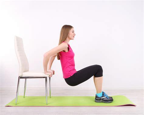 exercice de la chaise herbalife le officiel astuces et conseils pour le