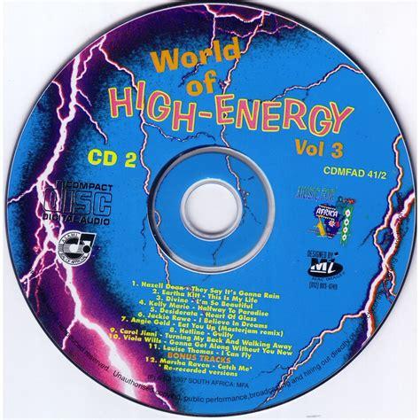 high energy vol 1 mp3 world of high energy vol 3 cd2 mp3 buy tracklist