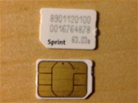 sprint nano sim card for iphone 7 plus 6s plus 6 5s 5c 5 samsung galaxy s6 ebay