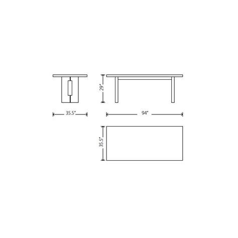 dining room table length standard dining table dimensions standard dining room